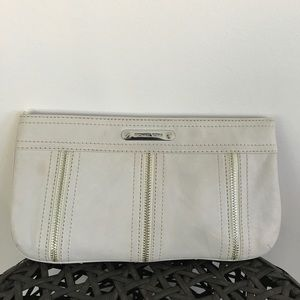 MICHAEL Michael Kors Clutch with zipper detail